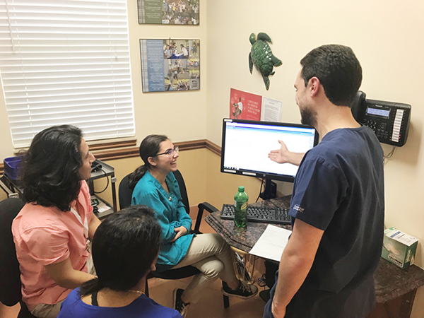 Partnership with FAU for Scribe Program