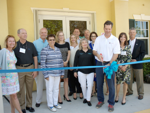 Ribbon Cutting at MyClinic location on 411 W Indiantown Rd