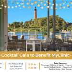 Cocktail Reception to benefit MyClinic to be held at Pelican Club Jupiter